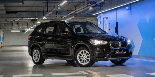 BMW X1 wynajem samochodów warszawa (2)