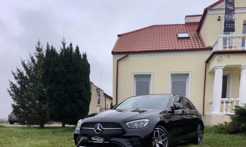 Wynajem Mercedes E 2