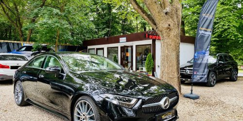 Wypożyczalnia samochodów Mercedes CLS Warszawa